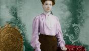La demoiselle de 1907 – Marie-Anne Germain