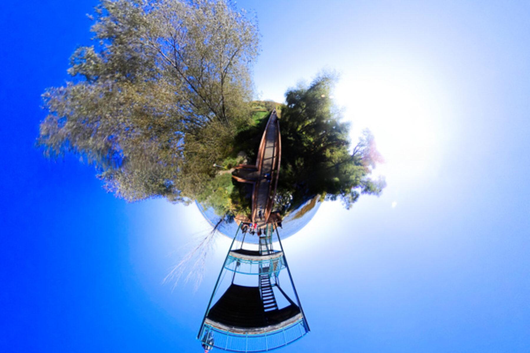 Planètes Nicolet – Parc écomaritime de l'Anse-du-Port