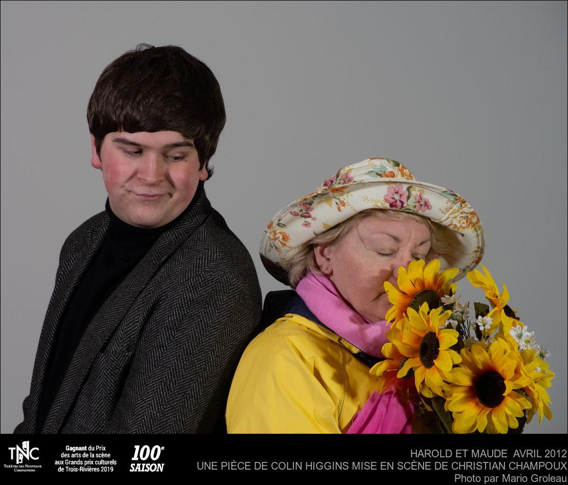 TNC 100e Saison – Ma 6e pièce – Harold et Maude – Avril 2012