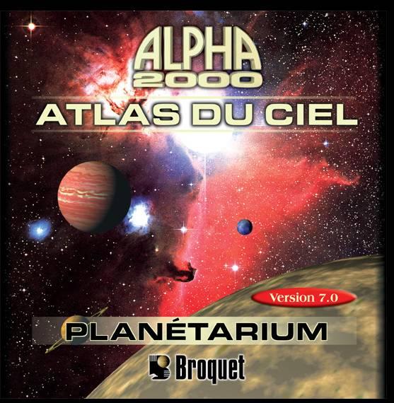 ATLAS DU CIEL VERSION 7B