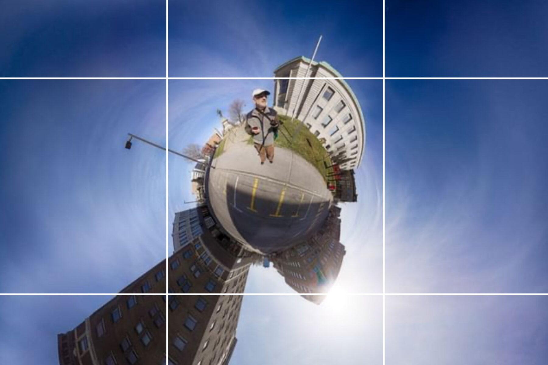 Un nouveau fil Instagram : 360artpetiteplanete