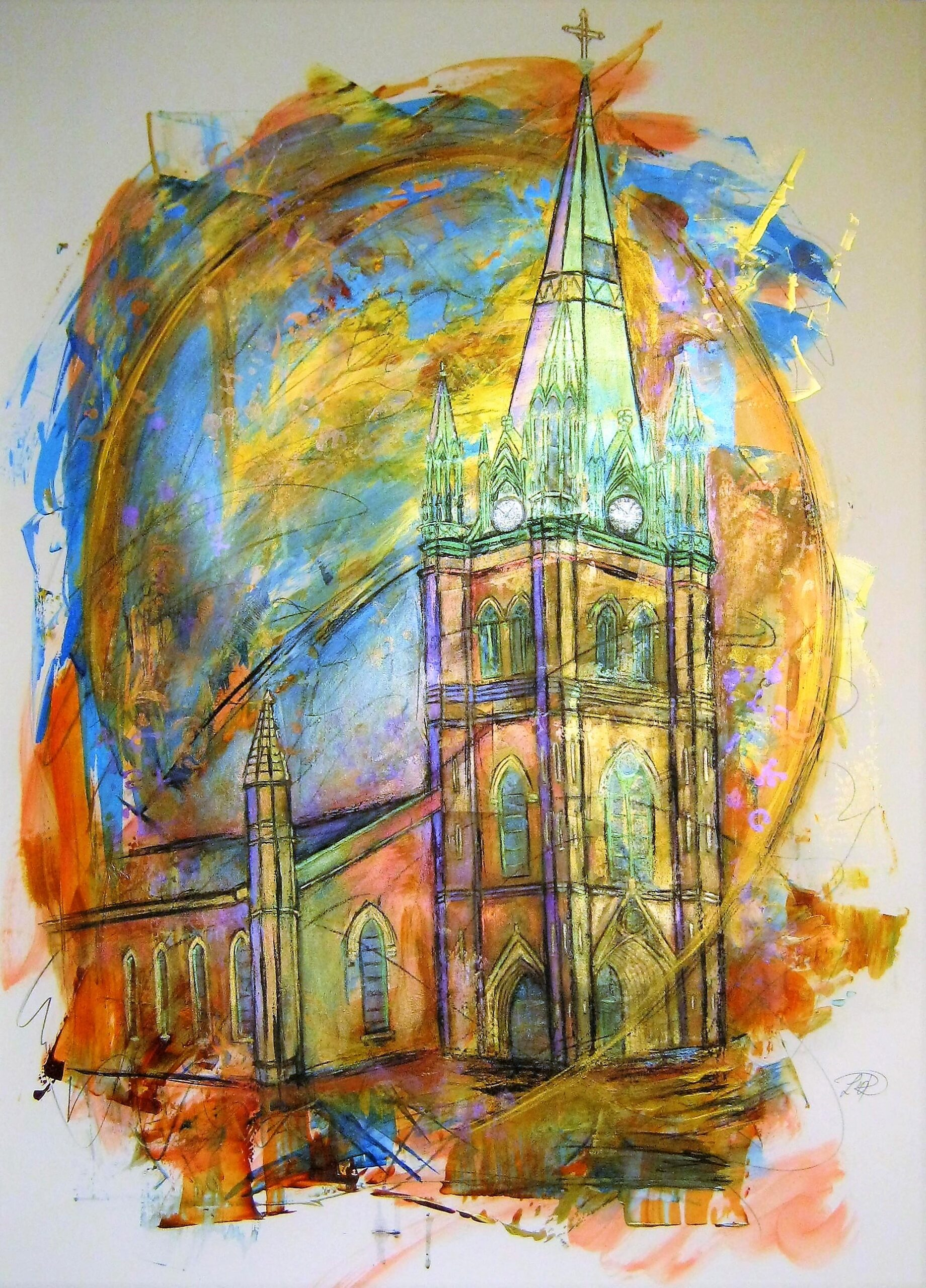 La cathédrale de l'Assomption  (cathédrale de Trois-Rivières)