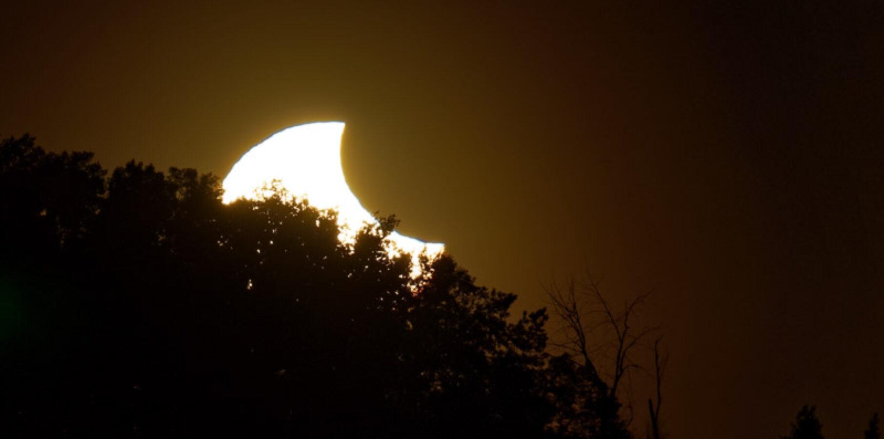L'éclipse de Soleil du 10 juin 2021